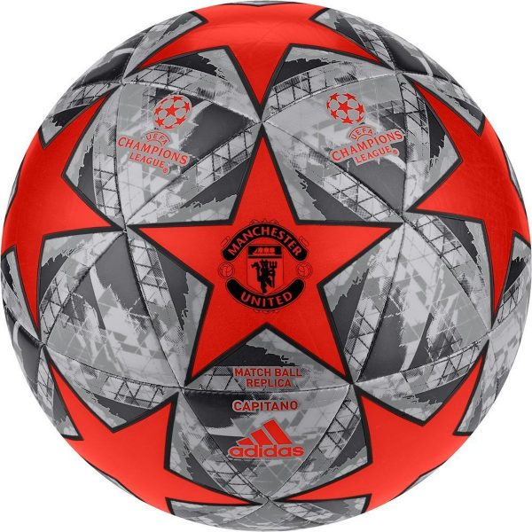 Manchester United Voetbal - Adidas - Champions League - Maat 4