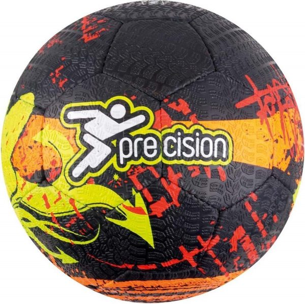 Precision Voetbal Street Mania Rubber Maat 4